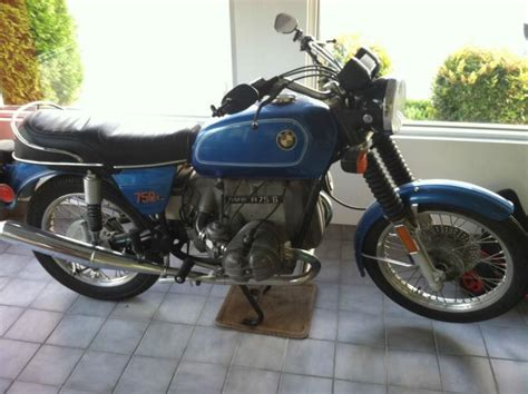 1975 bmw motorcycle 1975 bmw r75 6 motorcycle for sale on 2040 motos