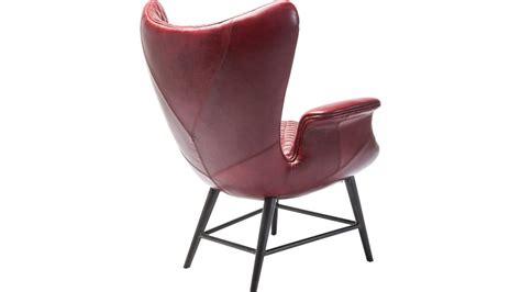 fauteuil design cuir achetez votre fauteuil design cuir tudor kare design pas cher sur loft