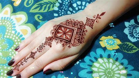 moroccan henna tattoo designs how to moroccan henna design tutorial 12 temporary