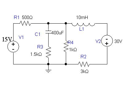 capacitors kirchoff s kirchhoff s current and voltage laws northwestern mechatronics wiki