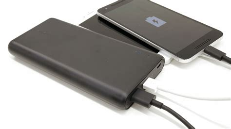 Anker Powercore Speed 20000mah Charge 3 0 Black A1274011 1 5000円以下で買える charge 3 0対応で超大容量20000mahのモバイルバッテリー anker
