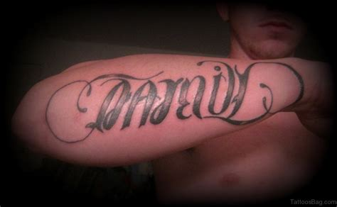 massive tattoo 50 ambigram tattoos on arm