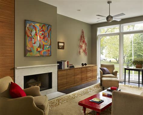 olive green walls home design ideas pictures remodel