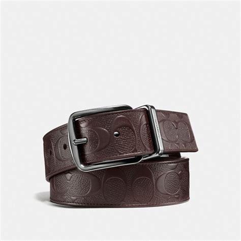 Coach Belt coach s leather belts