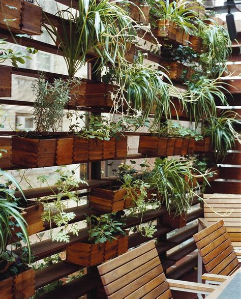 Planters House by Living Wall Planter Design Ideas For House