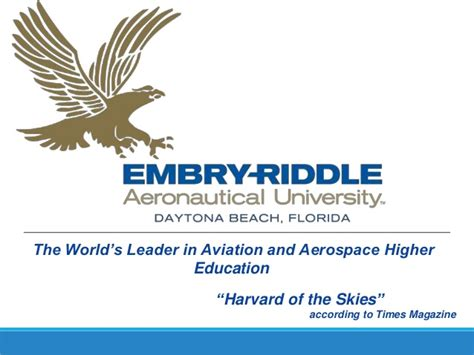 Embry Riddle Mba In Aviation Diploma by Webinar Ms And Mba Programs From Embry Riddle