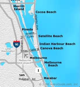 florida s space coast metro map