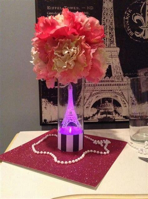 paris themed quinceanera ideas 90 best images about paris themed party on pinterest