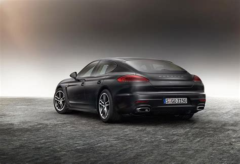 porsche sedan 2016 2016 porsche panamera edition sedan debuting in york