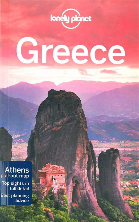 themapstore lonely planet greece europe travel guide