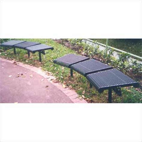 outdoor round bench seating premier polysteel curved 3 seat outdoor bench without back