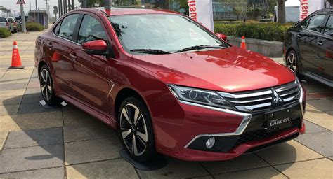 mitsubishi galant 2018 2018 mitsubishi grand lancer targets china and other