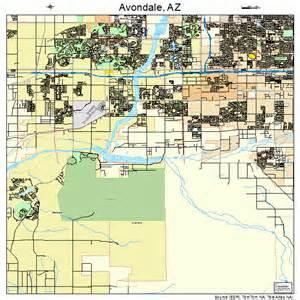 avondale arizona map avondale arizona map 0404720