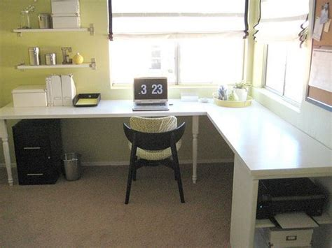 Make Your Own Corner Desk Reader Redesign Office Aficionado Crafts Diy Desk And Tables