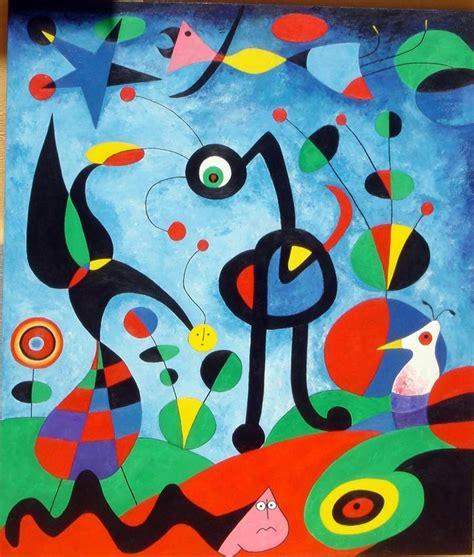 las 25 mejores ideas sobre cuadros abstractos famosos en las 25 mejores ideas sobre cuadros de joan miro en