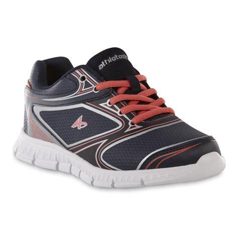kmart mens athletic shoes athletech s dax 2 athletic shoe black