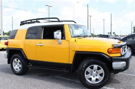 buy car manuals 2009 toyota fj cruiser free book repair manuals buy used 2009 toyota fj cruiser base in clearwater florida united states for us 28 000 00