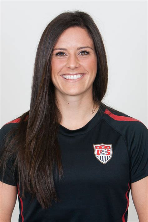 3 Feet Plan Ali Krieger To Play For Washington Spirit Prince William