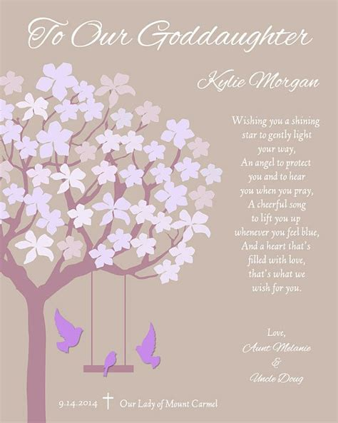 Wedding Wishes Goddaughter by 1000 Ideas About Godchild Gift On Godchild