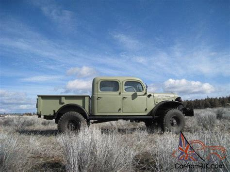 1949 power wagon specifications autos post