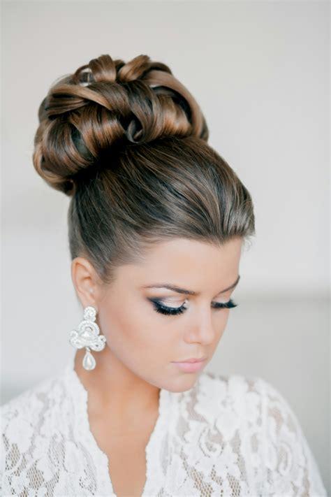 Hochsteckfrisur Dutt Hochzeit by 55 Brautfrisuren Stilvolle Haarstyling Ideen F 252 R Lange Haare