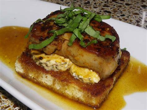 foie gras recipes tangerine seared foie gras w rum reduction laurel pine living luxury blog