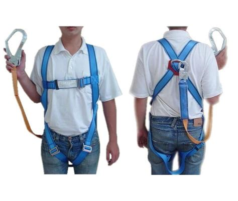 Safety Harnes Doble Big Hook china popular safety harness with big