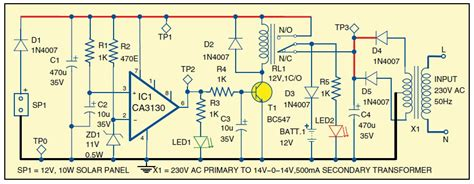 hybrid solar charger how to protect solar inverter battery design note 28