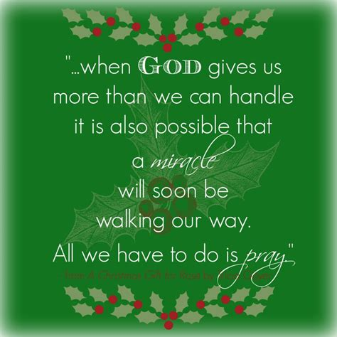 christmas is not about the gifts god quotes quotesgram