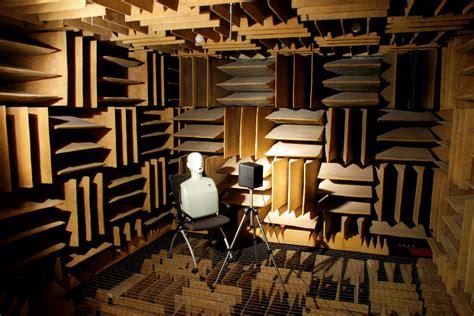 Total Silence Room by Lydtett Rom Gir Total Arbeidsro Illustrert Vitenskap