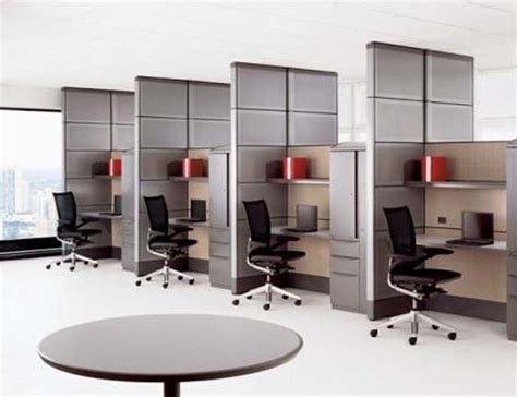Small Office Home Office Design Layout Interior Various Contemporary Minimalist Open Office