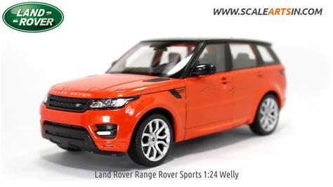 Welly Diecast 1 24 Land Rover Range Rover Sport 24059w land rover range rover sports 1 24 welly diecast scale