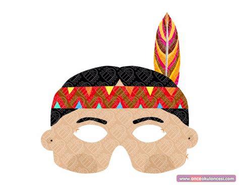 Make A Paper Mask - k箟z箟lderili maske kal箟plar箟 214 nce okul 214 ncesi ekibi forum