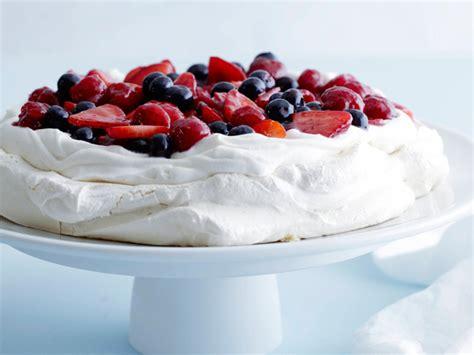 ina garten meringue mixed berry pavlova recipe ina garten food network