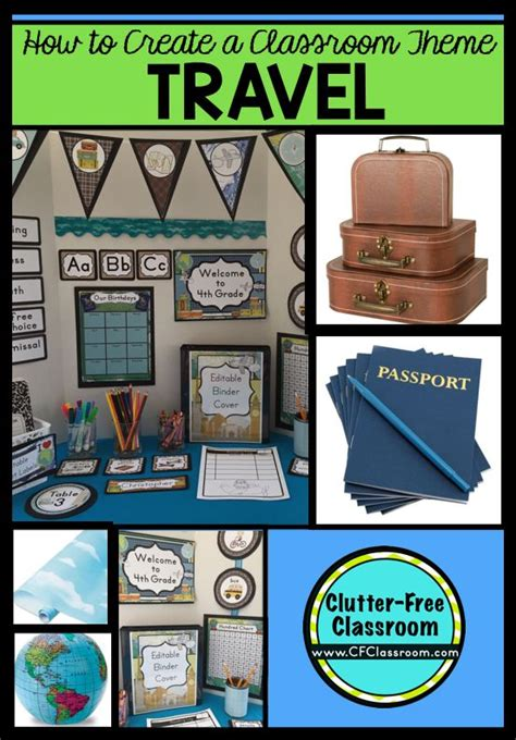 travel themed classroom decorations are you planning a travel themed classroom or thematic