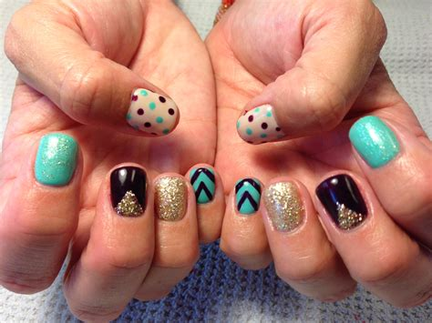 Nail Styles by Hippie Chic Nails Chic Nail Styles