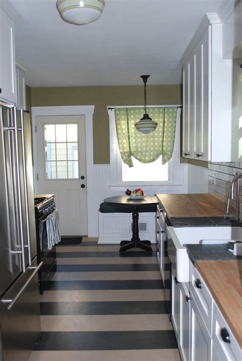 Wainscot Flooring 17 Best Images About 1920s Kitchen Renovation Inspiration