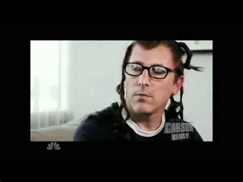 maynard james keenan interview on carson daly 2010