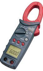 Sanwa Cl Meters Dcm600dr dcm600dr クランプメータ 三和電気計器株式会社
