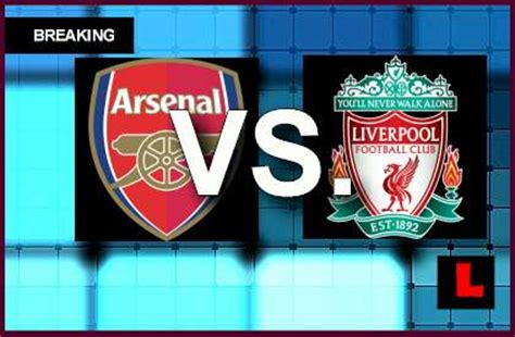 arsenal result today arsenal vs liverpool 2014 ignites english fa cup results