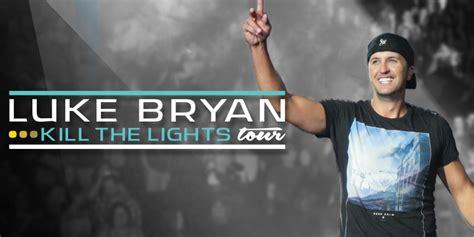 Luke Bryan Tour 2017 2018 Luke Bryan Concert Tour