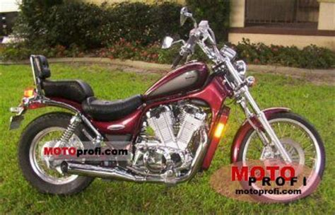 Suzuki Marauder 800 Top Speed 1996 Suzuki Intruder 800 Top Speed