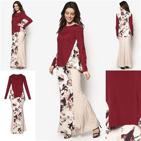 baju murah 572 fesyen baju kurung moden terkini 2016 2017 design by