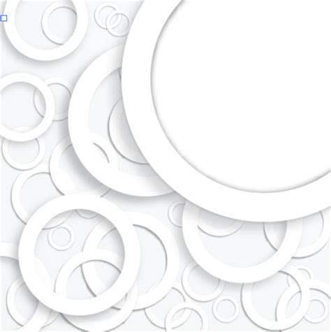 design background white white circle background design vector 02 vector
