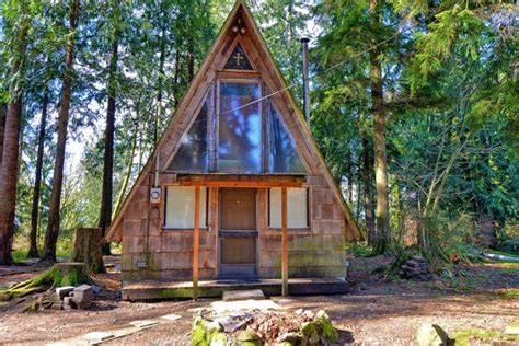 a frame homes for sale this a frame tiny home for sale would make the perfect