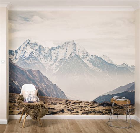 mountain wall murals 28 mountain wall murals snowy mountain tops ski