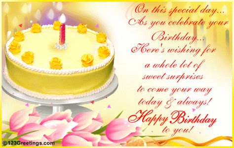 Free Happy Birthday Wish To N Best Pics Store Top 10 Birthday Wishes Wallpapers