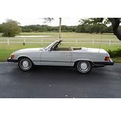 1976 Mercedes Benz 450SL  Information And Photos MOMENTcar