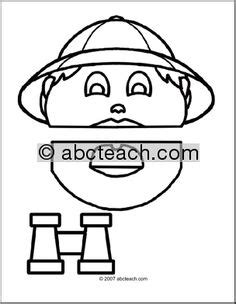 paper bag puppet boy pattern mothers day printable coloring pages happy mothers day