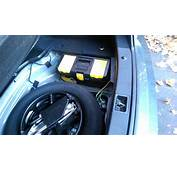 Post A Picture Of Your Trunk/Spare Tire Compartment